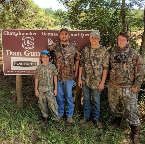 2017 Dove Shoot
