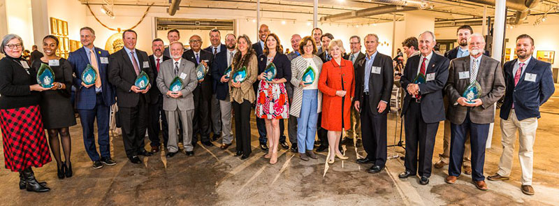 2018 Clean13 Award Winners