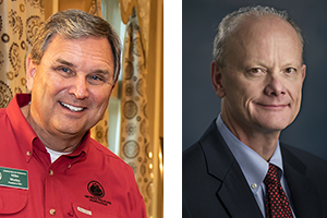 Georgia Wildlife Federation's Worley and Wrigley Recognized as Influential Georgians