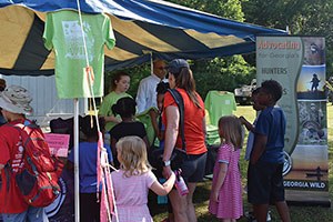 Connecting with Community at the Keeping Georgia Wild Festival