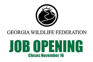 Job Announcement: Private Lands Biologist