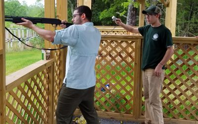 You don't have to be Annie Oakley to have fun engaging in shooting sports